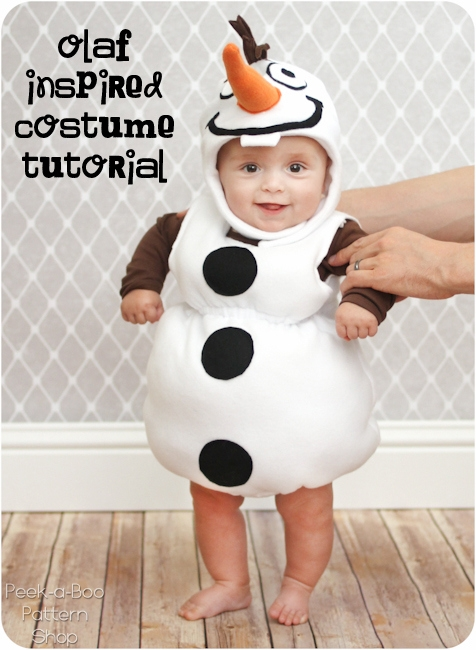 olaf_costume_frozen  sc 1 st  Craftionary & Craftionary