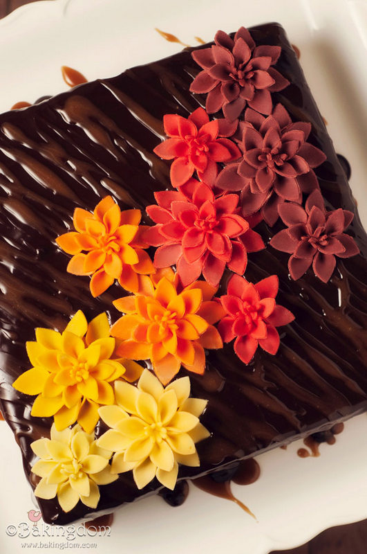 creative fall recipes - beautiful Fall flowers