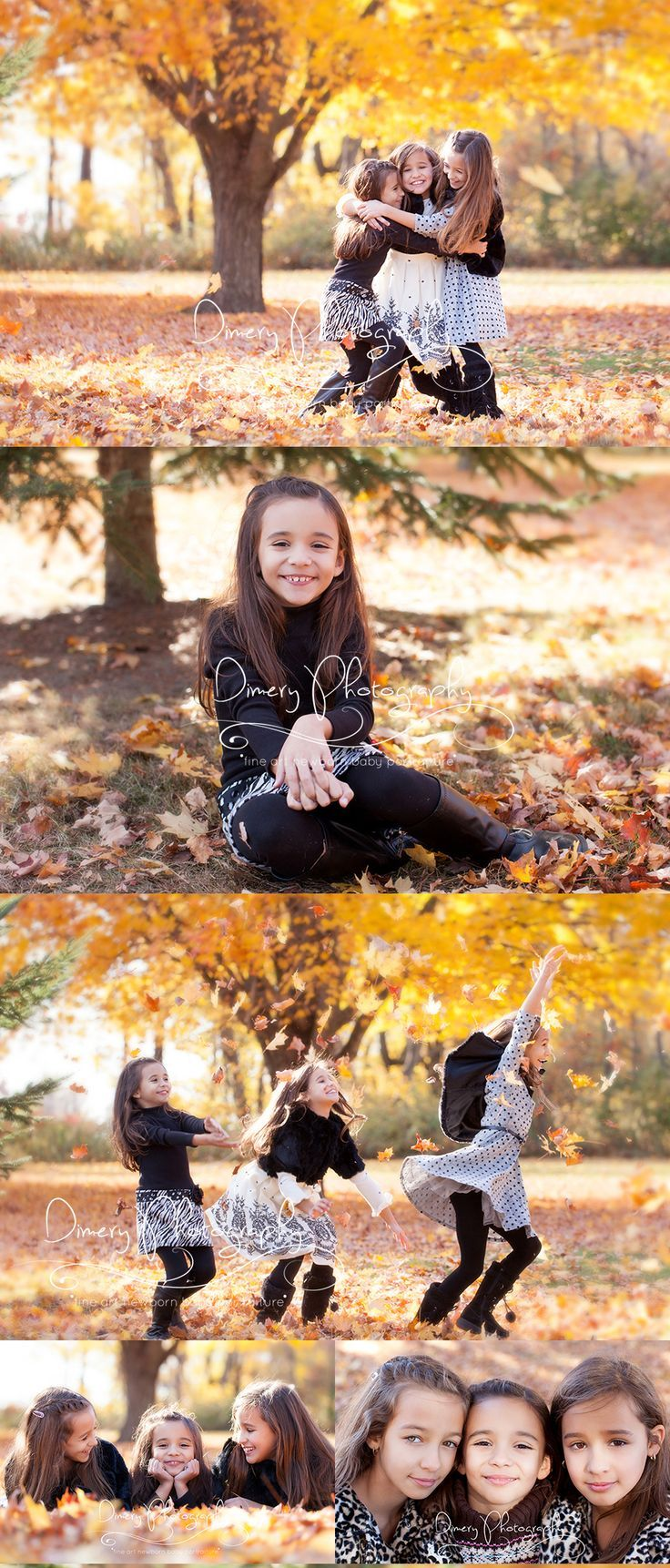 The best ideas for an autumn photo shoot in nature 40
