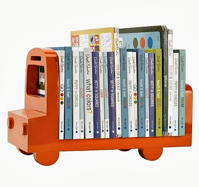 DIY portable books storage solutions