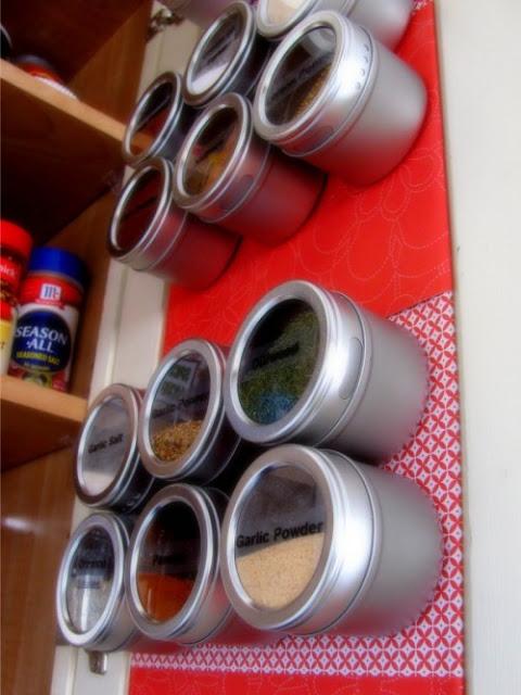 home organization kitchen
