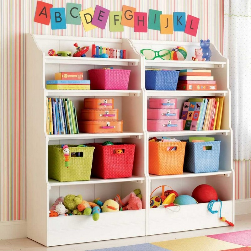 Craftionary for Toy and book storage