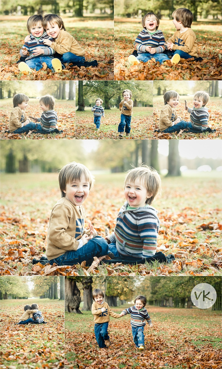 Outdoor Photoshoot Ideas For Kids