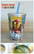 superhero power drink