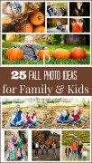 Fall photo ideas for family and kids at craftionary.net