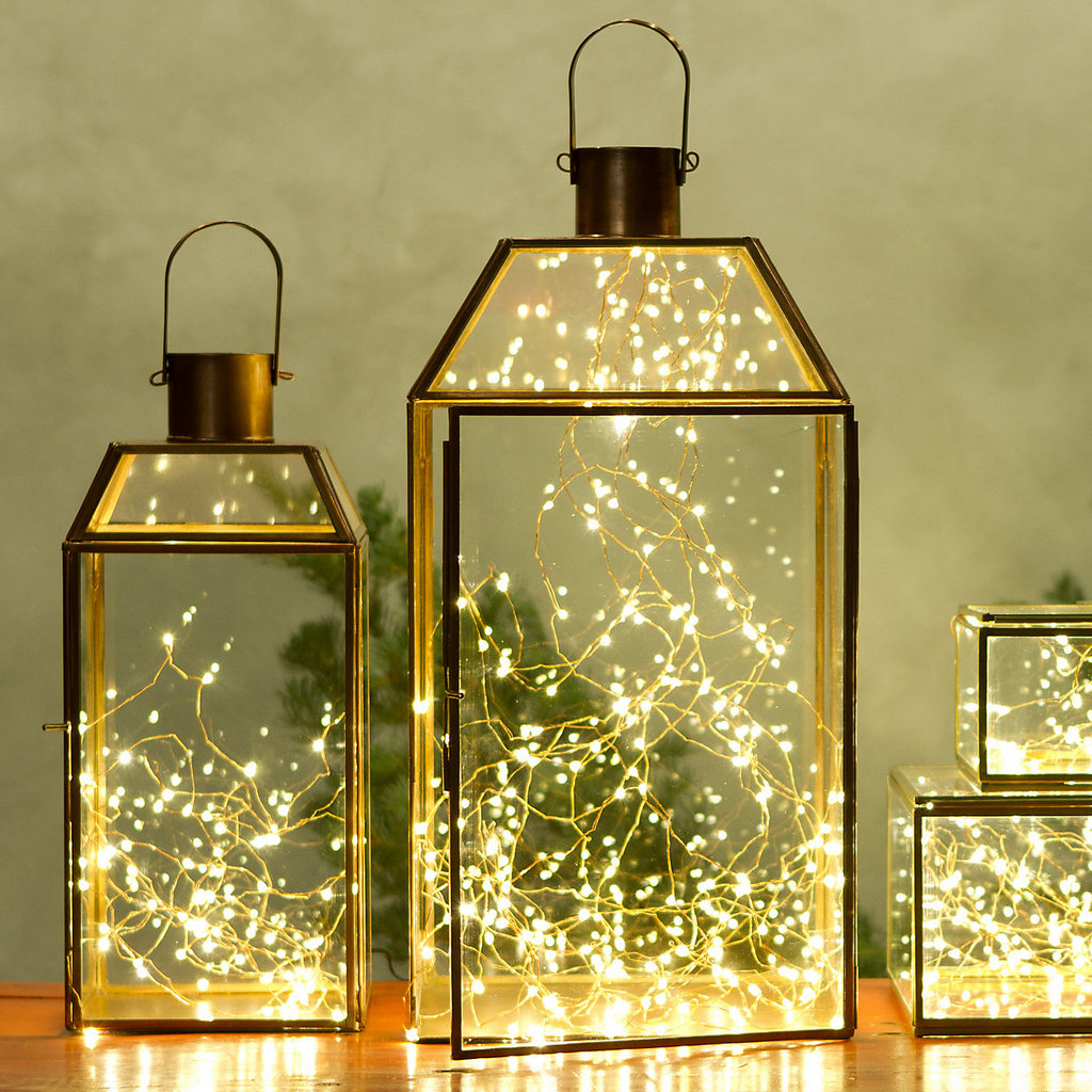 Decorating with lights - 20 DIY String Light Projects - Craftionary