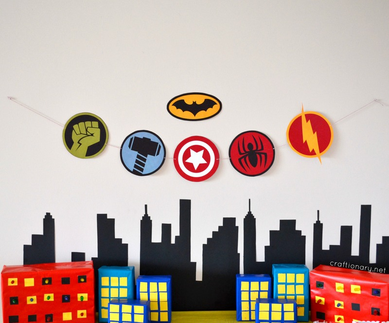 picture relating to Free Printable Superhero Photo Booth Props identified as Craftionary
