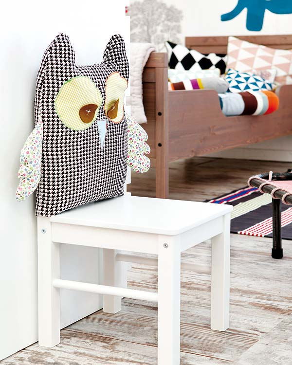 Owl chair cover for kids