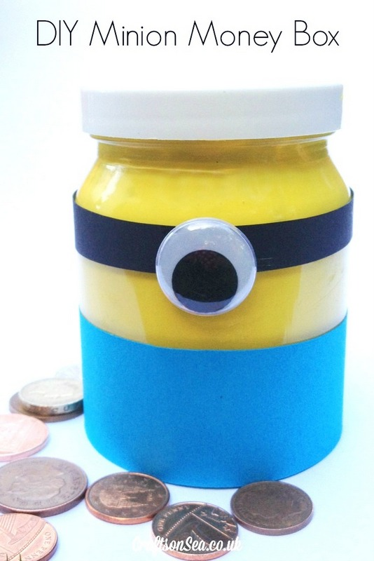 Diy Minions Recycle Projects Creative Kids on organizer paper tray
