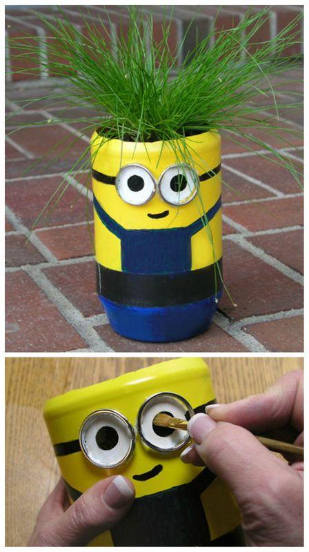 Diy Easy Minion Crafts