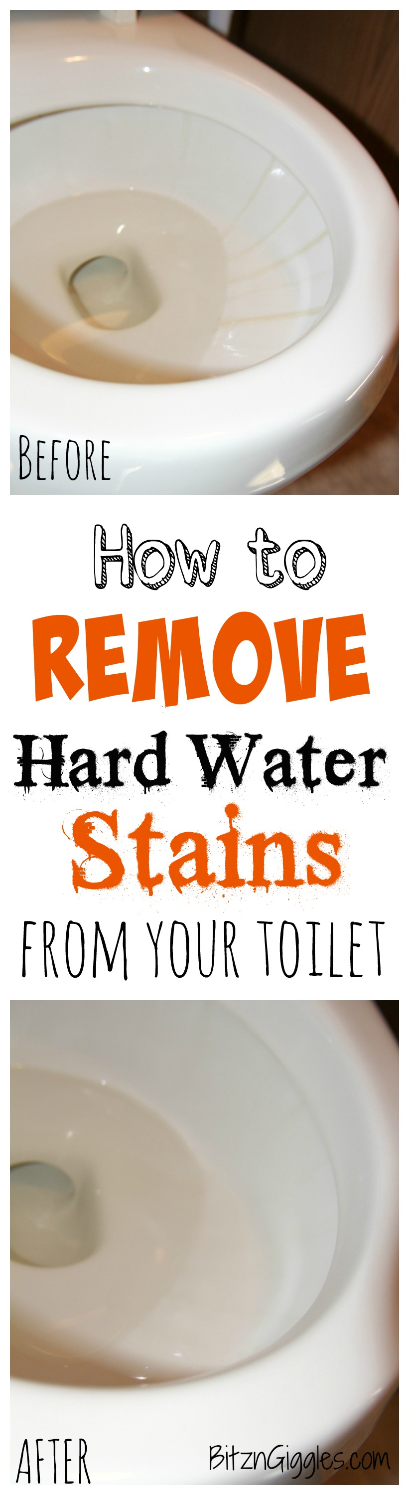 How To Remove Hard Water Stains From Natural Stone