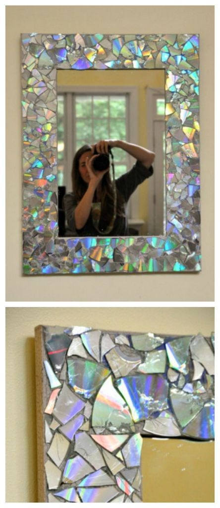 diy mosaic mirror - Mosaic Design Ideas