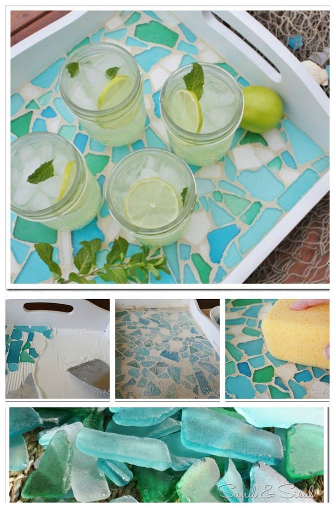 Craftionary mosaic tray tutorial diy solutioingenieria Gallery