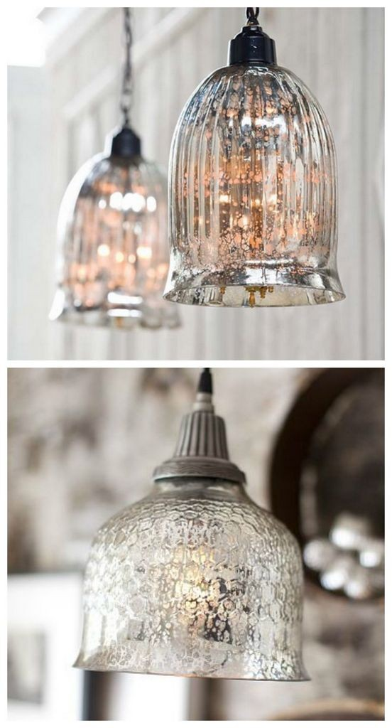 Transform light fixtures with mirror paint