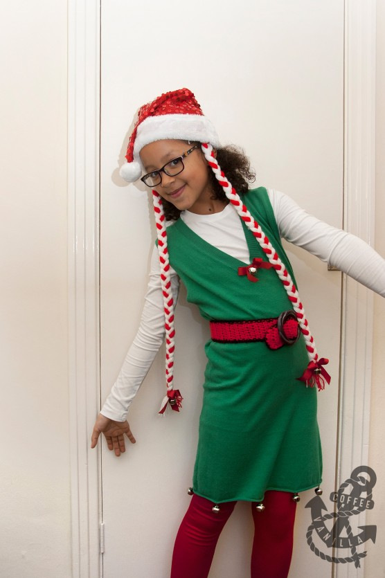 Craftionary elf costume in a jipphy diy elf hat solutioingenieria Image collections