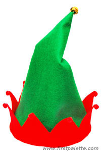 DIY elf hat