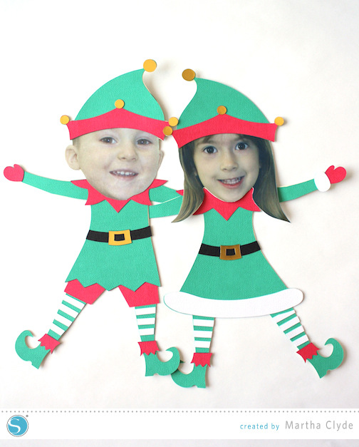 image about Elf Yourself Printable named Craftionary