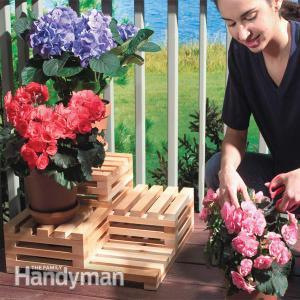 Mini Tiered Plant Stand