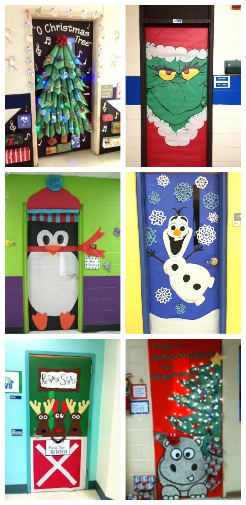 Christmas door decorations  sc 1 st  Craftionary & Craftionary