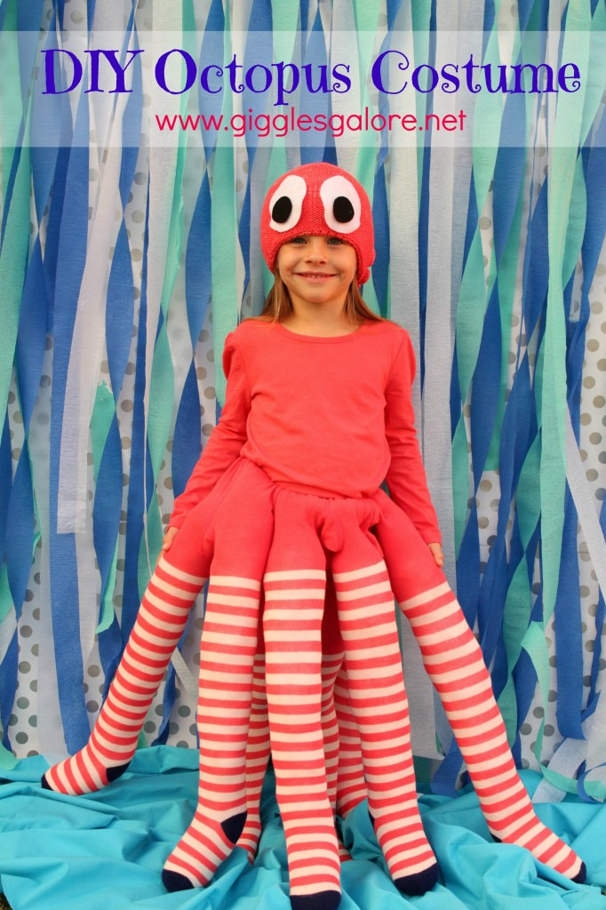 Craftionary diy octopus costume solutioingenieria Gallery