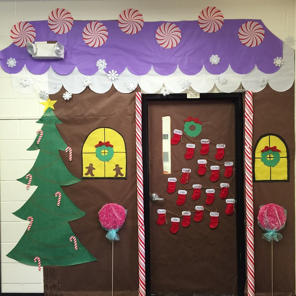 Christmas Classroom Decoration Printables : Craftionary