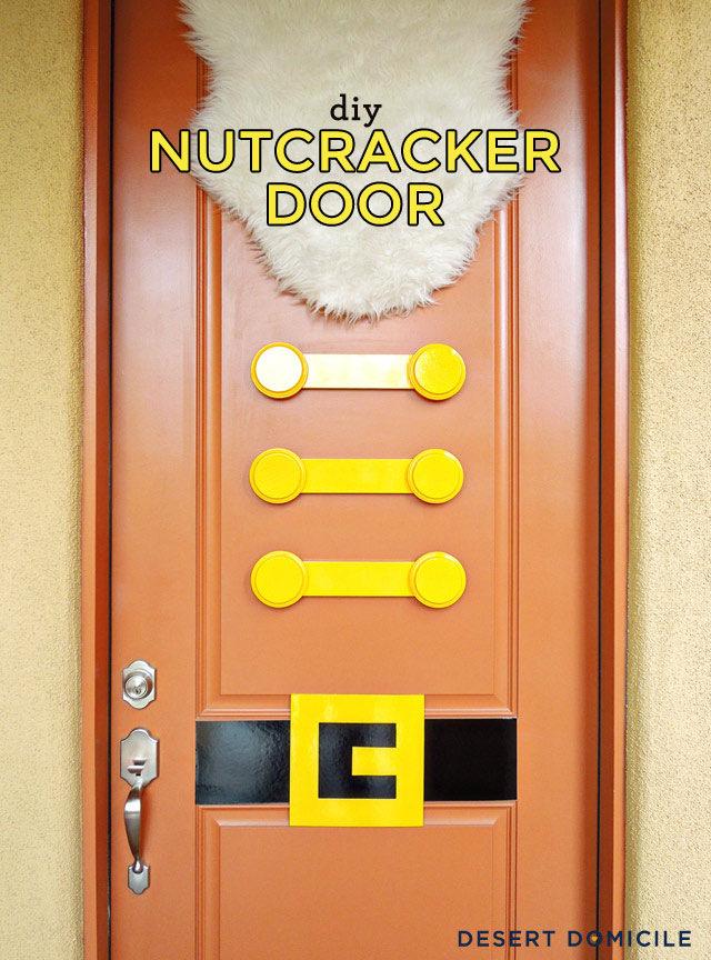 Front Door Thanksgiving Decorating Ideas