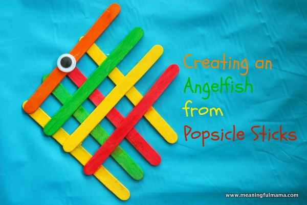popsicle fish angel fish