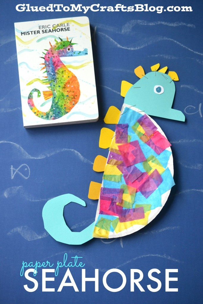 Craftionary for Sea life arts and crafts