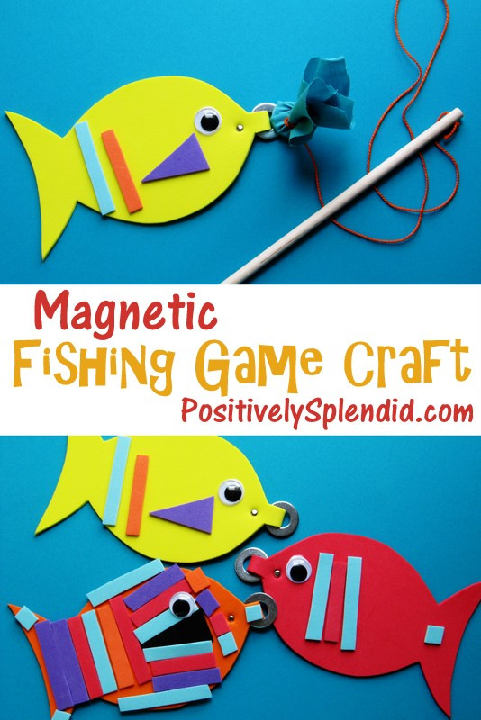 Craftionary for Sea fishing games