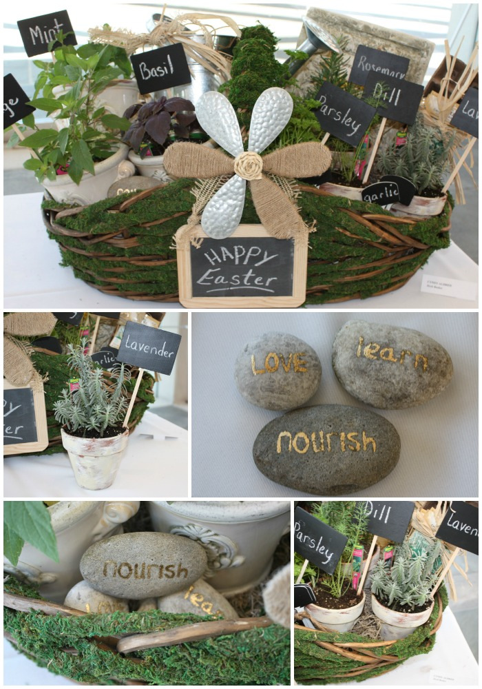 Craftionary fairy garden gift basket by howdoesshe negle Image collections