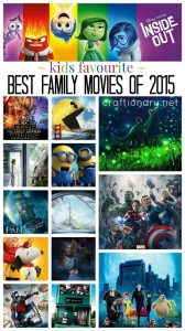 Best family movies 2015