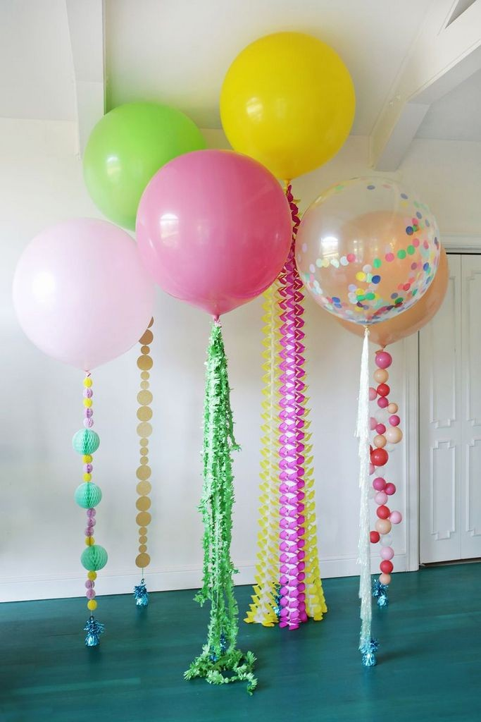 Craftionary for Balloon decoration company