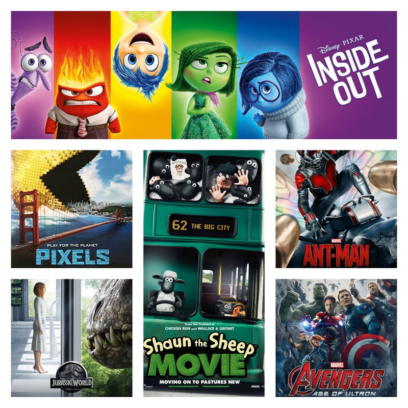 Kids favourite family movies 2015
