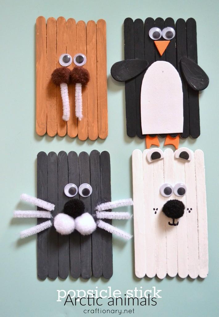 Craft Animals To Make