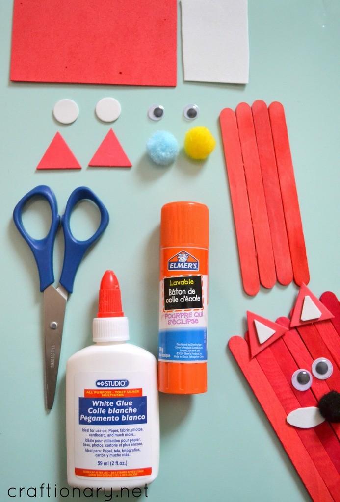 Popsicle stick fix tutorial