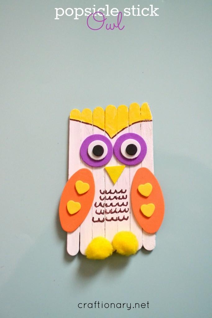 popsicle-sticks-owl