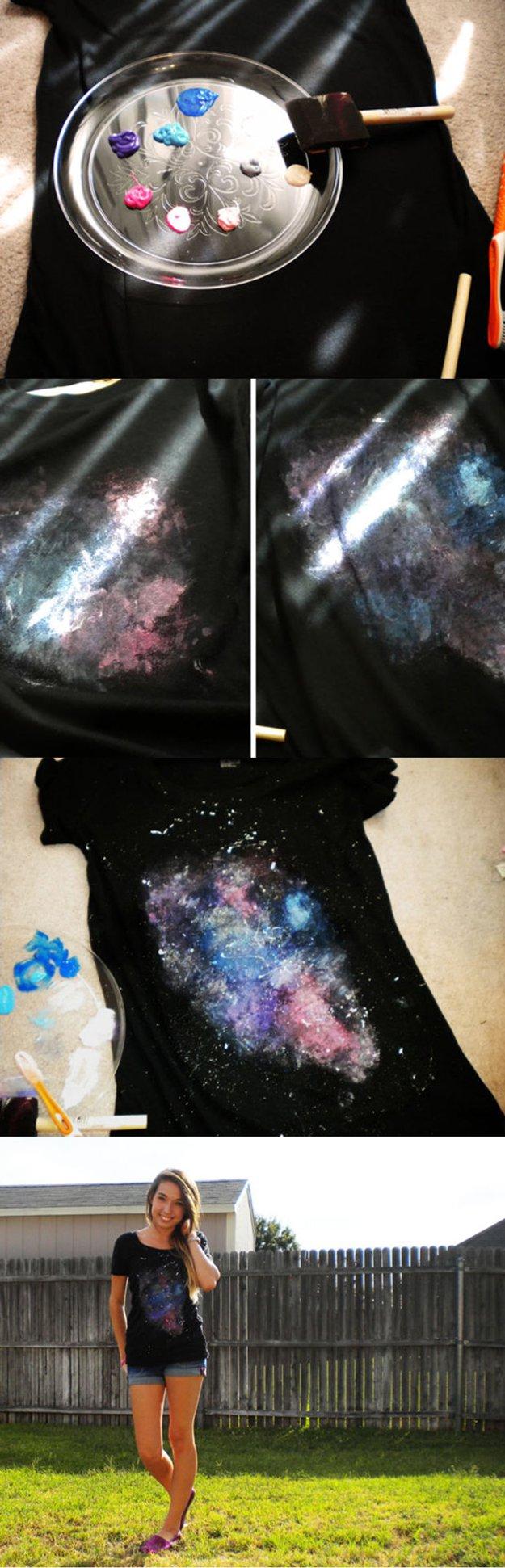 diy nebula shirt - photo #8