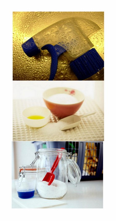 DIY laundry products
