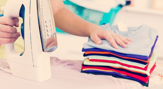 Mistakes of folding clothes