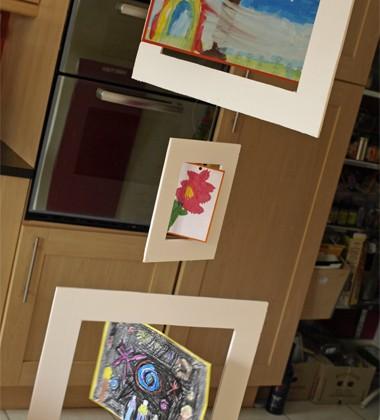 art display mobile