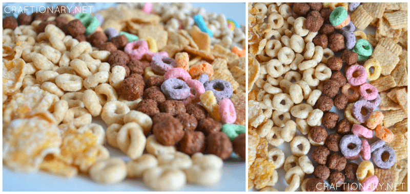 Cereal by kellogg's