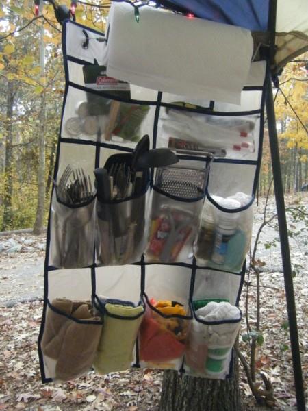 camping organizer