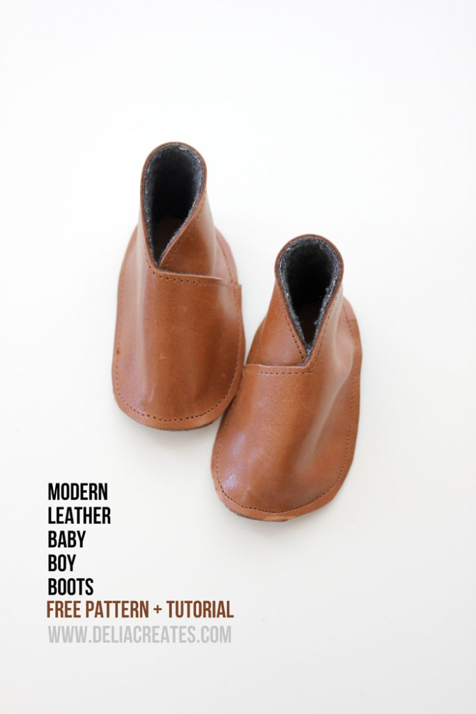 leather baby boy shoes