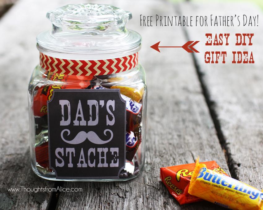 edible gift jar idea