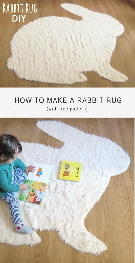 How to make a Rabbit Rug