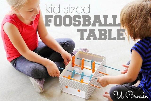 mini table DIY