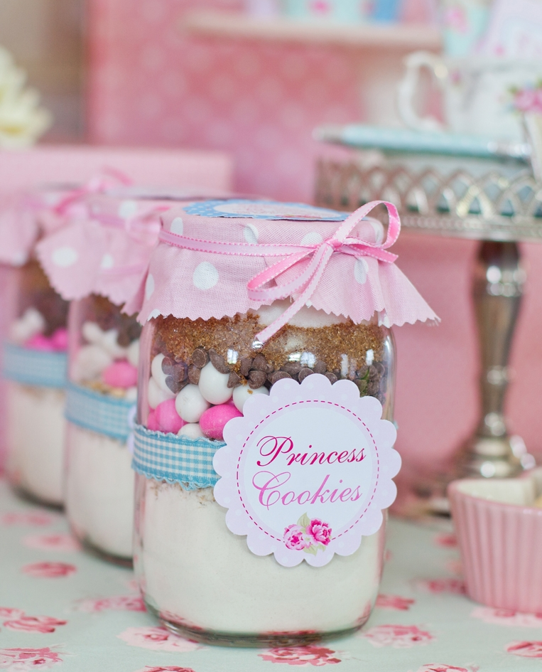 party favors gift jars