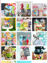 Birthday gifts in a jar ideas for kids that are thoughtful and special