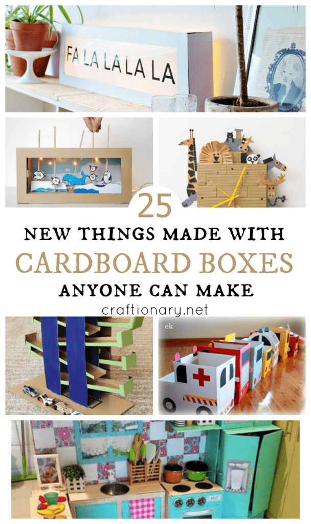 30 Shoe Box Craft Ideas: Craftionary