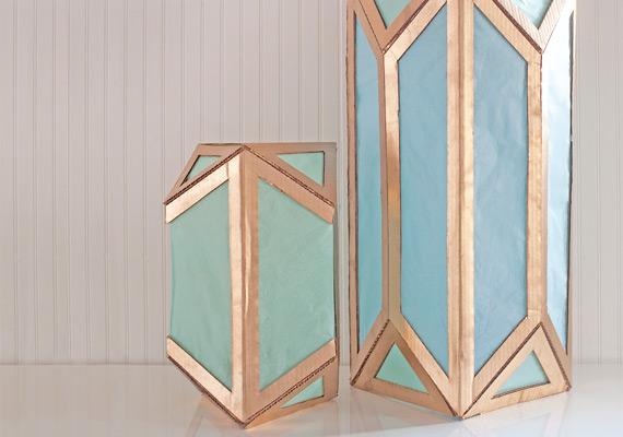 cardboard box projects